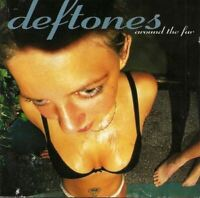 DEFTONES around the fur (CD, album, 1997) alternative rock, nu metal, very good,