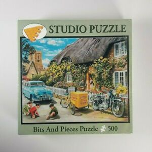 New - Trevor Mitchell Home Sweet Home Jigsaw Puzzle 500 Pieces Bits And Pieces