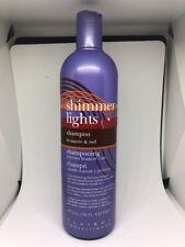(1) Clairol Shimmer Lights Shampoo Brunette & Red 16 Oz