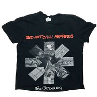 Red Hot Chili Peppers  RHCP  Concert Band T Shirt The Getaway World Tour 2017