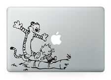 """Calvin and Hobbes FunTime Sticker Viny Decal Macbook Air/Pro/Retina 13""""15""""17"""""""