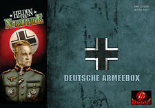 Heroes of Normandie, German Army Box Expansion, Devil Pig Games, Multilingual