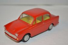 Lion Car DAF Daffodil Red in repainted condition made in Holland