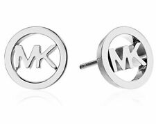 Festival Party Boutique Uk Luxury Silver Round Stud Fashion Earrings Boho