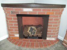 Fireplace - 90 Degree Corner Fireplace