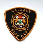 Fire Dept Patch - Calgary Canada