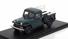 1:43 Neo Scale Model Willys Jeep  Pick Up Truck 1954
