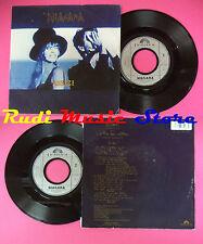 LP 45 7'' NIAGARA Assez La fille des collines 1988 france POLYDOR no cd mc dvd