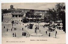 SUISSE SWITZERLAND canton de GENEVE GENEVE Tramway Gare de cornavin