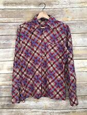 New listing Vintage Men's Retro Hipster Medium Button-Up shirt Joel of California 60s 70s
