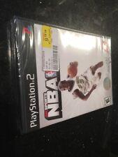 NBA 2K8 (Sony PlayStation 2, 2007) PS2 NEW Sealed
