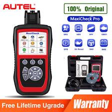 Autel MaxiCheck Pro OBDII EOBD Auto Diagnostic Scanner Tool EPB ABS SRS DPF SAS