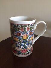 Dunoon Rose William Morris Style Design Mug Cup