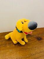 "Disney Pixar Movie UP Dog Dug Doug Golden Retriever Plush Stuffed Animal 8"""