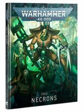 Necrons Codex 9. Ed. (Deutsch) Games Workshop Warhammer 40.000 40k Necron 9th