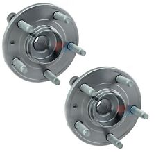 Pair Set of 2 Rear WJB Wheel Bearing Std Hub Kits for Ford Edge Lincoln MKT MKX