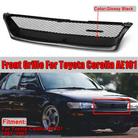 For 1993-1997 Toyota Corolla AE101 Front Bumper Grill Grille Touring Wagon