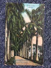 1924 Plam Avenue, Hawaii Postcard