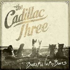 The Cadillac Three - Bury Me in My Boots - New Red Vinyl Double LP