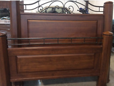 BOB TIMBERLAKE SOLID CHERRY QUEEN TIMBERLAKE BED MADE USA  BY LEXINGTON 833153