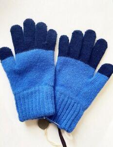 Stella McCartney Kids Ace 384436 Gloves Blue S