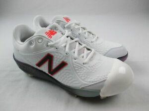 New Balance Fresh Foam 3000v5 Cleats Men's White NEW 11.5
