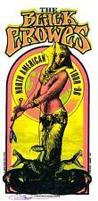 Mint & Signed Black Crowes 1996 North American Tour Arminski Handbill