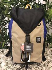 Herschel Barlow Medium Backpack With Rain Cover America Premium Supreme Bag