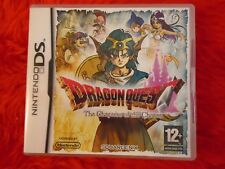 ds DRAGON QUEST IV Chapters Of The Chosen *x Epic RPG NTSC Nintendo Lite DSi 3DS