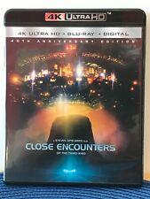 Close Encounters of the Third Kind 40th Anniversary Ultra Hd/Blu-ray No Digital
