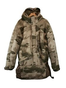 Cabela's EXTREME COLD 6LB!* HUNTING Jacket w/ Detachable HOOD + HAND WARMER/MUFF
