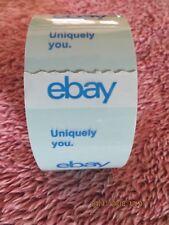 """2"""" x 75 yard LT GREEN eBay-Branded BOPP Packaging Tape Single Roll FAST FREE SHI"""