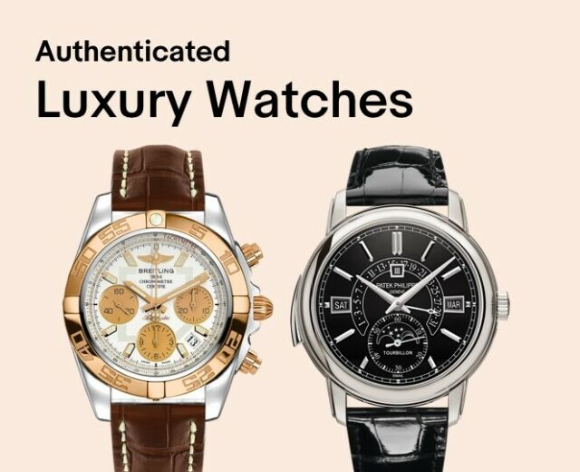 Authenticated Watches