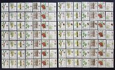 1986 Malaysia Definitive Agro-based Procucts Complete Lot 98v Stamps Mint NH