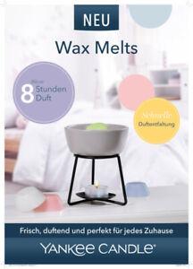 Yankee Candle ®  Wax Melt Duft Melt für Wax Wärmer verschiedene Sorten nach Wahl
