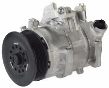 New A/C Compressor With Clutch Fits: 2009 - 2011 Toyota Corolla XRS L4 2.4L