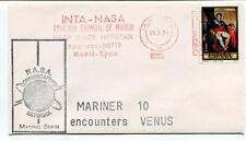 1974 Mariner 10 Encounter Venus INTA-NASA Estacion Espacial Madrid Deep Space