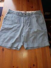 Mens M&s Blue Shorts 32