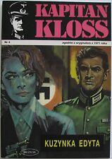 Kapitan Kloss, Kuzynka Edyta, Nr 4