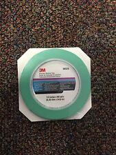 "3M Fine Line Mint Green Precision Masking Tape,1/4"" x 60 yards-(3M-6525, 06525)"