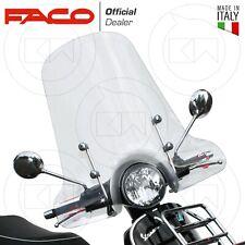 22361 PARABREZZA ALTO FACO + KIT ATTACCHI PER PIAGGIO VESPA GTS 125-250-300