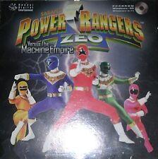 Videojuego PC POWER RANGERS ZEO  (BANDAI)