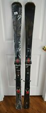 NEW BLIZZARD QUATTRO SKIS SIZE 150 CM WITH BINDINGS
