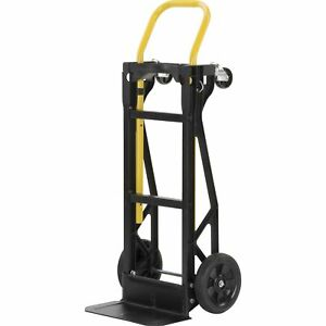 Heavy Duty Moving Dolly Convertible Hand Truck Stair Climbing Warehouse Cart 400