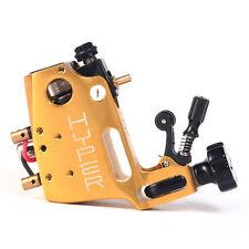 Professional Rotary Tattoo Machine Gun Stigma Hyper V3 Style Shader Liner Gold