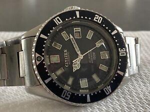 Citizen 52-0110 Challenge Vintage Men's Dive Watch 150M model 4820789Y