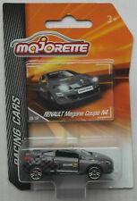 Majorette Racing Cars Renault Megane Coupe N4 graumetallic Neu/OVP Motorsport