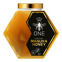 Limited Edition ONE Manuka Honey 100% New Zealand Certified 20+ MPC 80+