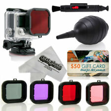 Filtros para cámaras GoPro