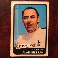 1968/69 A&BC Footballer Set ALAN GILZEAN #14 TOTTENHAM HOTSPUR SPURS - VG-